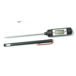 Термометър с шиш за месо -50+300°C с калъф WT-1