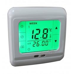 Терморегулатор с LCD touch screen