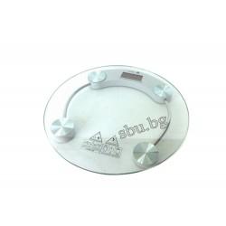 Кантар електронен Стъклен до 150кг