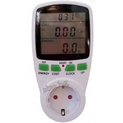 Измервател на мощност 16А