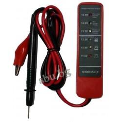 Пробник за кола 12V за акумулатор и динамо