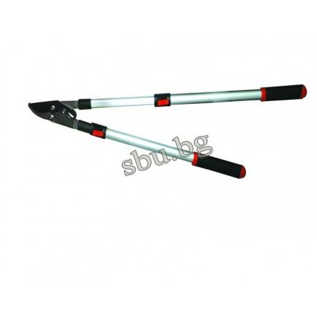 """Ножица за клони с AL дръжки разтегателни 770-1000мм 38"""" 382909"""