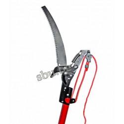 Ножица за клони с въже, трион и телескоп TopGarden 380110