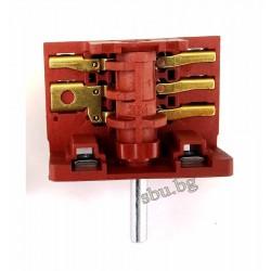 Ключ 4-тактов за готварска печка 304-ВС3-09/304-AC3-T02