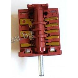 Ключ 5-тактов за готварска печка VICOM 620-AC6/502-BC5-11