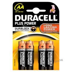 Батерия Duracell 1,5V алкална R6 MN 1500 АА