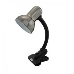 Лампа настолна с щипка