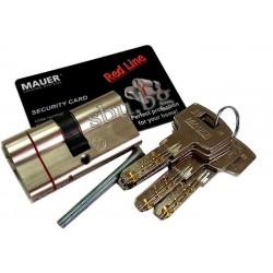 Патрон Елит2 RED LINE 31x31мм с 5 ключа