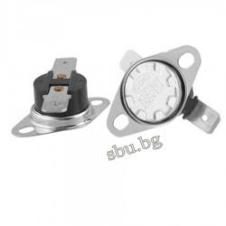 Термостат биметал ТО 15А 250V KSD301 НЗ 40°C