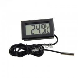 Термометър електр. с външен датчик МИНИ