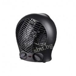 Вентилаторна печка 2000W HOMA Черна HFH-2225