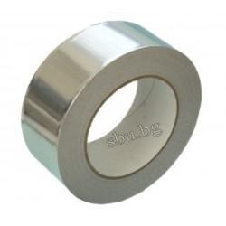 Лента алуминиева 48ммх25м самозалепваща