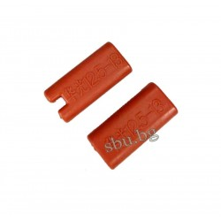 Комплект гумени тапи за саморегулиращ нагревателен кабел 12-13мм