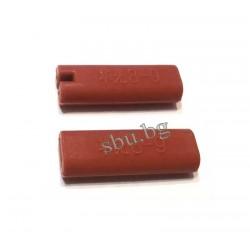 Комплект гумени тапи за саморегулиращ нагревателен кабел 8-9мм