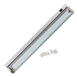 Осветително тяло LED ROTARY сребро въртящо 5W 4000K