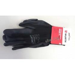 Ръкавици фини Черни WURTH Leicht