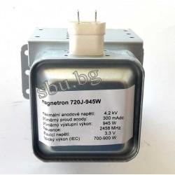 Магнетрон за микровълнова LG AM 720J 945W 0328074