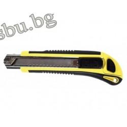 Нож макетен 3 резерви ТМ профи 370108